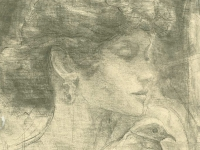 GIRL-WITH-DOVE-STUDY